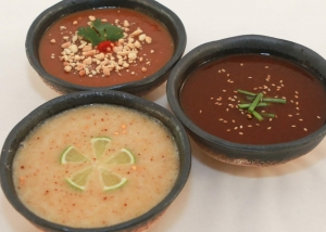 Essential Dipping Sauce - 3 Homemade Sauces for Spring Rolls, Lettuce Wraps and Salads! | recipe from runawayrice.com