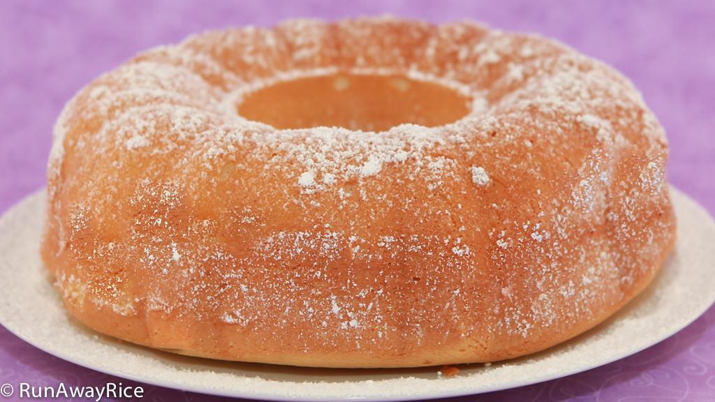 Sponge Cake (Banh Bong Lan) - No-Fail Recipe | recipe from runawayrice.com