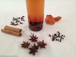 Vodka 5-Spice Marinade: (Ruou Thom) - This is a pantry staple! | recipe from runawayrice.com