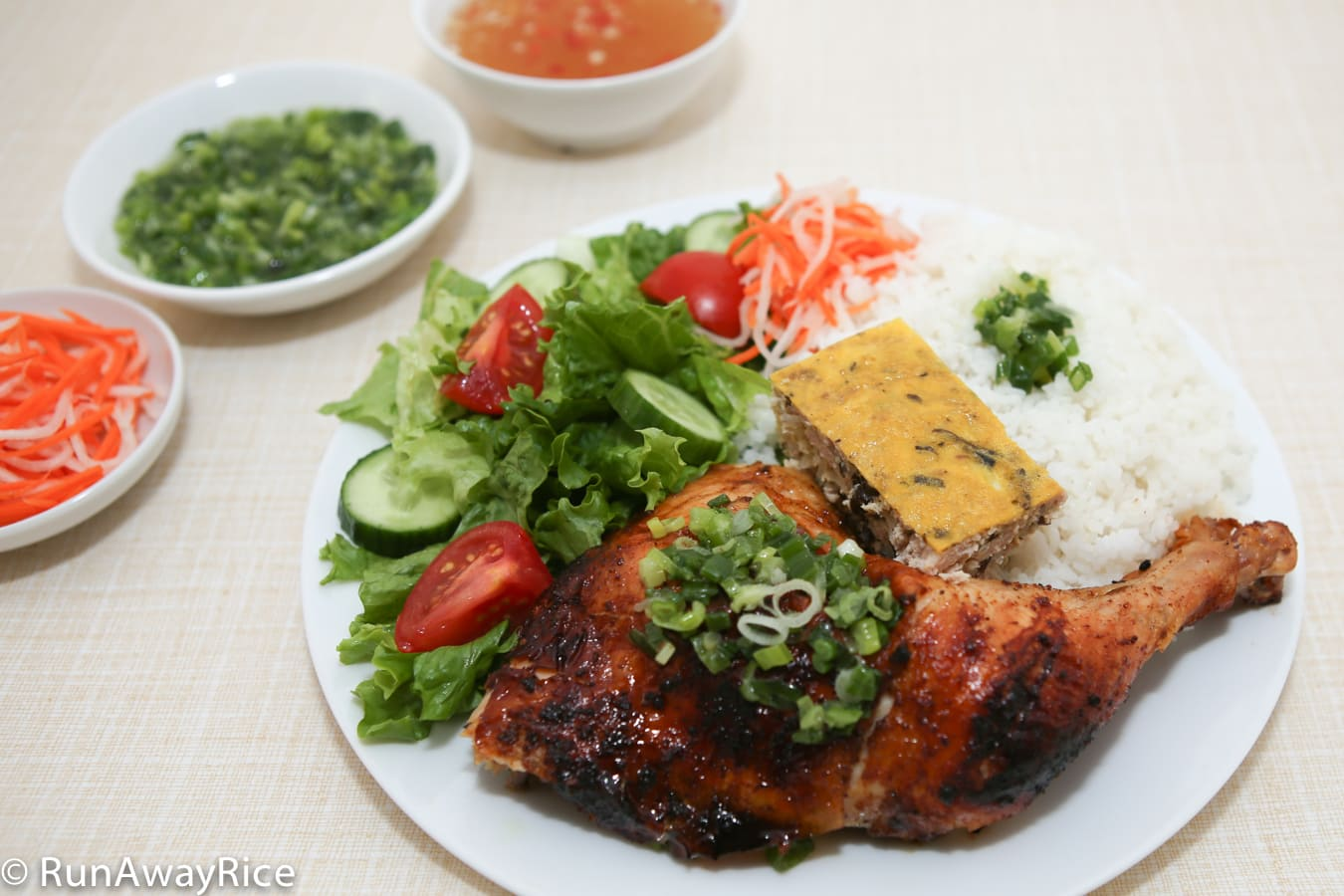5 Spice Beer Can Chicken Ga Nuong Ngu Vi Huong Runawayrice