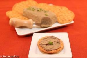 Chicken Liver Pate | recipe from runawayrice.com
