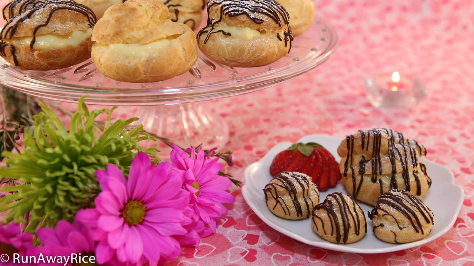 French Cooking Recipes Sweets