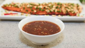 Vietnamese Tamarind Dipping Sauce (Nuoc Mam Me) - Serve this mouth-watering sauce with fish, fresh spring rolls or as a dressing for salads and noodle bowls!