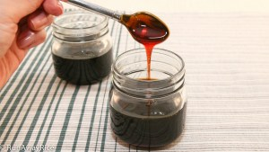 Add flavor and color to your braised dishes with this unique caramel syrup.