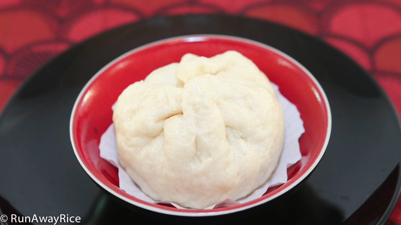 Steamed Pork Buns (Banh Bao) RunAwayRice
