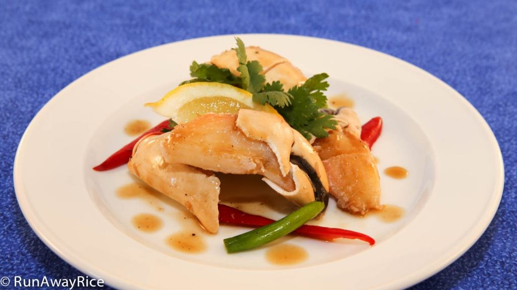 Enjoy these spicy, savory and succulent crab claws in no time at all with this easy recipe!