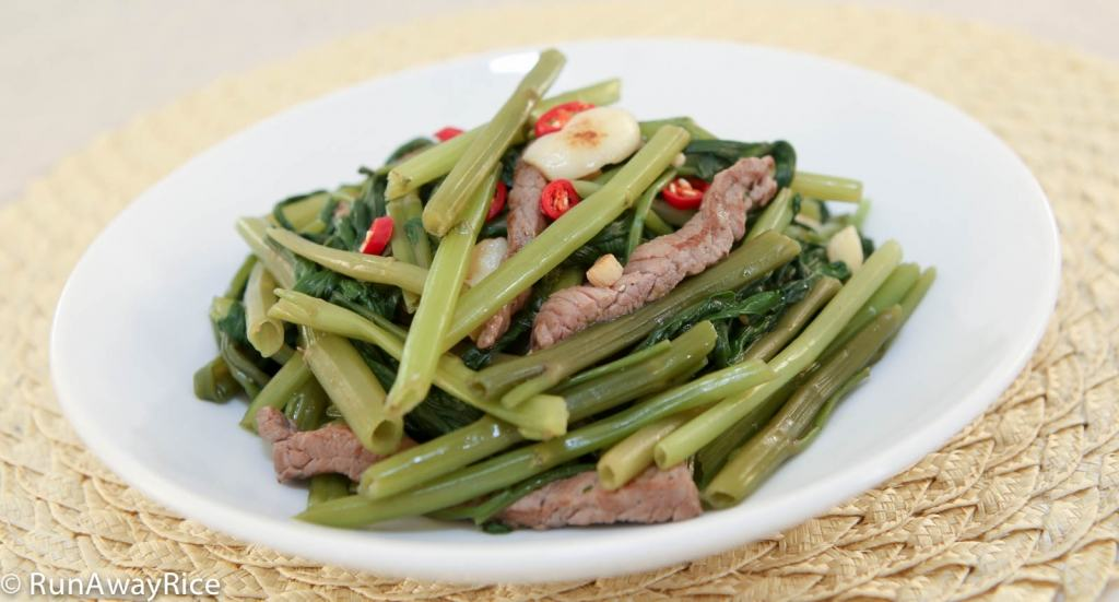 Load up on essential greens with this easy and tasty dish!