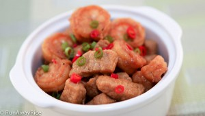 A classic Viet dish, it's deliciously savory and sweet!