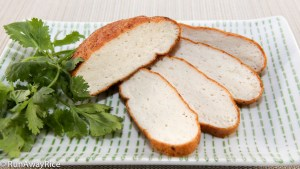 Fish cakes made from scratch--all goodness, no fillers or preservatives