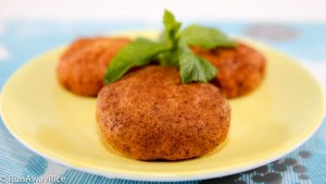 Deep-fried to golden perfection, these fish patties are amazing!