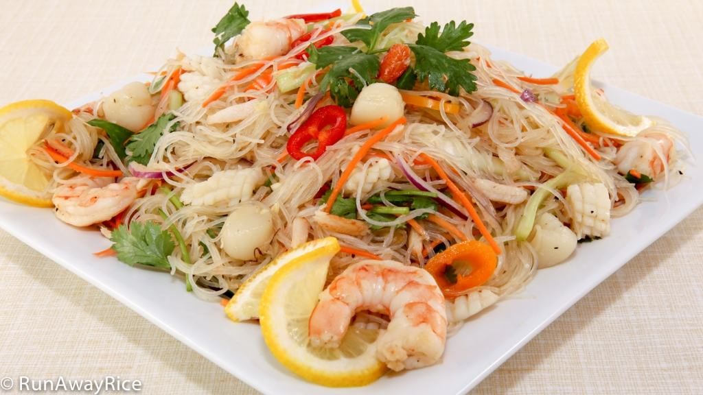 Dish up a heaping amount of this refreshing noodle salad!