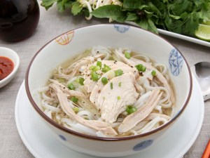 Made this awesome popular noodle soup in a pressure cooker and it was super-easy. Shortcut cooking method but not a shortcut in flavor--Check out this authentic recipe!