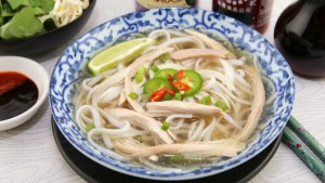 Instant Pot Pho Ga / Vietnamese Chicken Noodle Soup Pressure Cooker Recipe - Authentic and Easy to Make | recipe from runawayrice.com