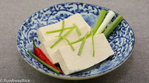 Make Tofu (Dau Hu) at Home with this Simple Recipe | recipe from runawayrice.com