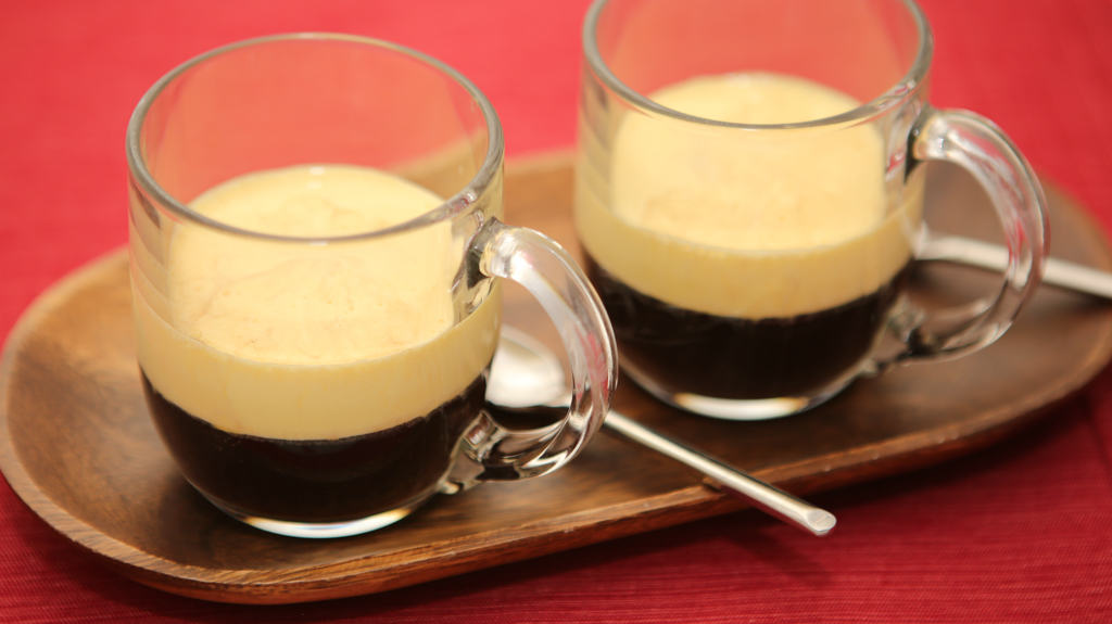 Vietnamese Egg Coffee Ca Phe Trung How To Make Iced Coffee Out Of Hot Coffee