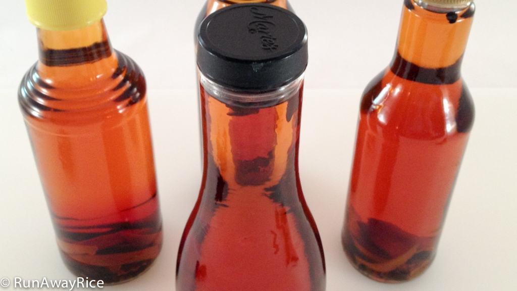 Vodka 5-Spice Marinade | recipe from runawayrice.com