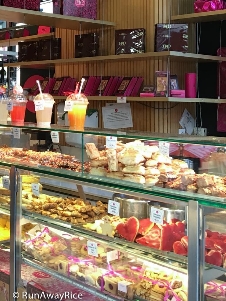 Mercado de San Miguel - Bakery | runawayrice.com