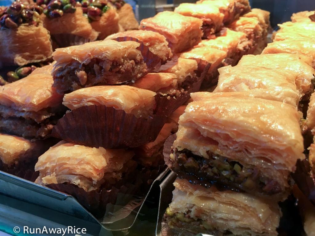 Mercado de San Miguel - Baklava | runawayrice.com