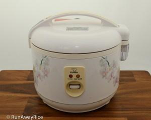 Zojirushi NRC-10 Rice Cooker | runawayrice.com