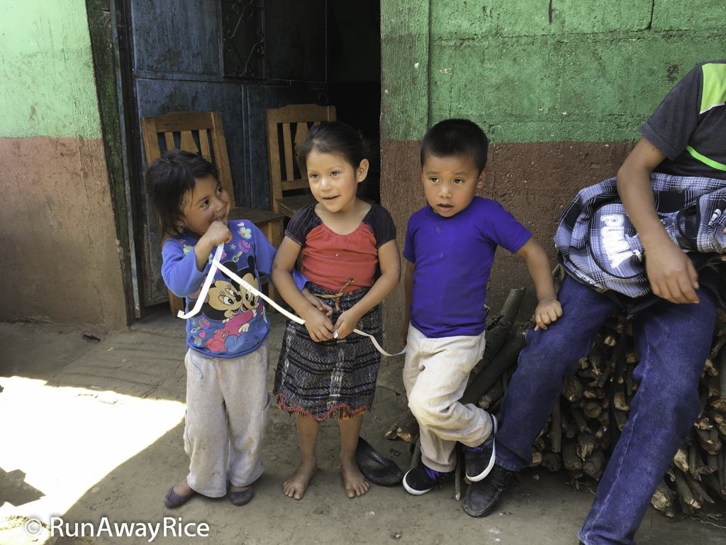 Adorable Guatemalan Kids | runawayrice.com