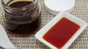 Annatto Oil / Achiote Oil (Dau Mau Dieu) - fragrant infused oil for your favorite Viet dishes   recipe from runawayrice.com