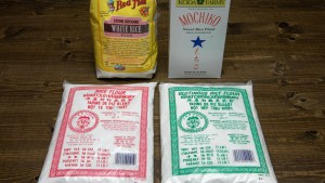 Rice Flour vs Glutinous Rice Flour - Different Brands | runawayrice.com