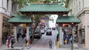 Chinatown, San Francisco - Dragon's Gate | runawayrice.com