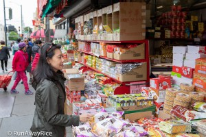 Chinatown, San Francisco - Grocery Shopping in Chinatown | runawayrice.com