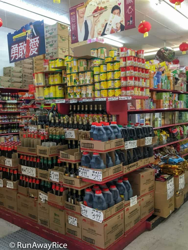 Chinatown, San Francisco - Local Asian Grocery Store | runawayrice.com