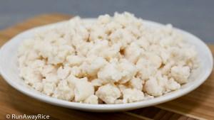 Okara / Soy Bean Pulp - Gluten-free and Delicious! | recipe from runawayrice.com