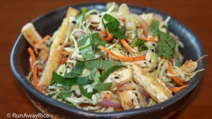 Vegetarian Cabbage Slaw (Goi Chay) - Delicious and Crispy Asian Salad   recipe from runawayrice.com