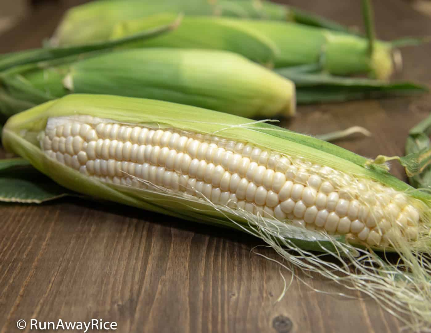 Sweet Corn Pudding (Che Bap) - Fresh Summer Corn Recipe with