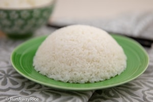 Broken Rice (Com Tam) - How to Cook Perfect Broken Rice! | recipe from runawayrice.com