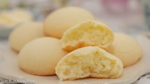 Cheese Bread - Gluten Free Recipe!   recipe from runawayrice.com