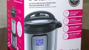 Instant Pot DUO Plus 60 - Unboxing the 6 Quart 9-in-1 Multi-Cooker   runawayrice.com